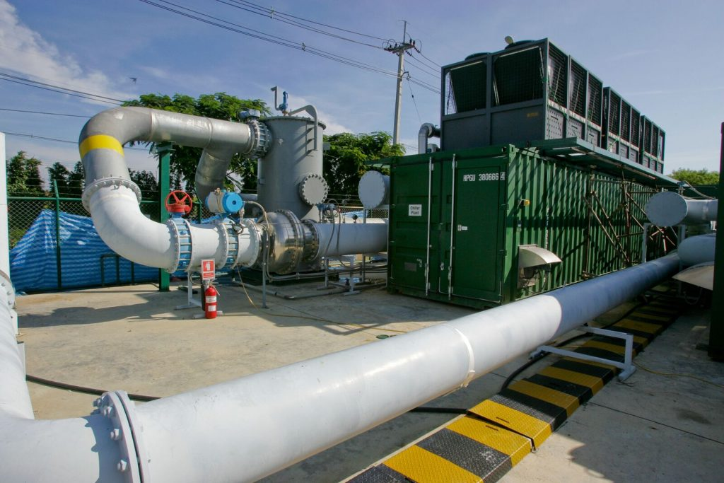 Thailand Landfil gas to electricity project
