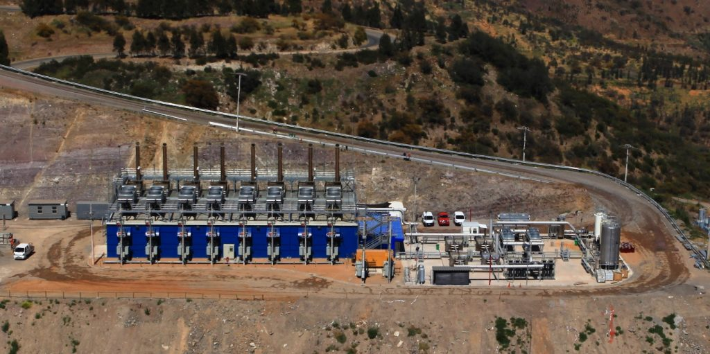 Landfill Gas to Energy project in Chile